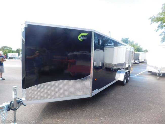 2019 Neo Trailers Flat Top All Sport Trailer NAS287TF