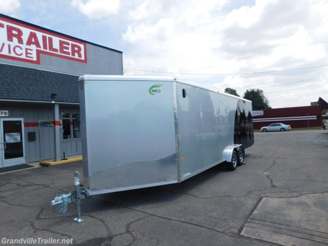 2019 Neo Trailers Round Top All Sport Trailer NAS2875TR6