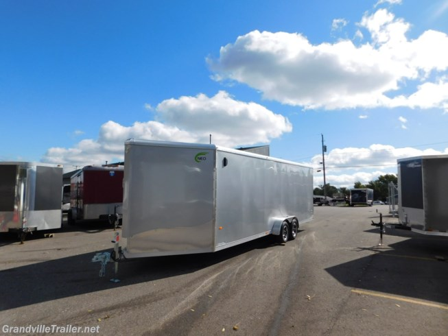 2019 Neo Trailers Round Top All Sport Trailer NAS287TR6