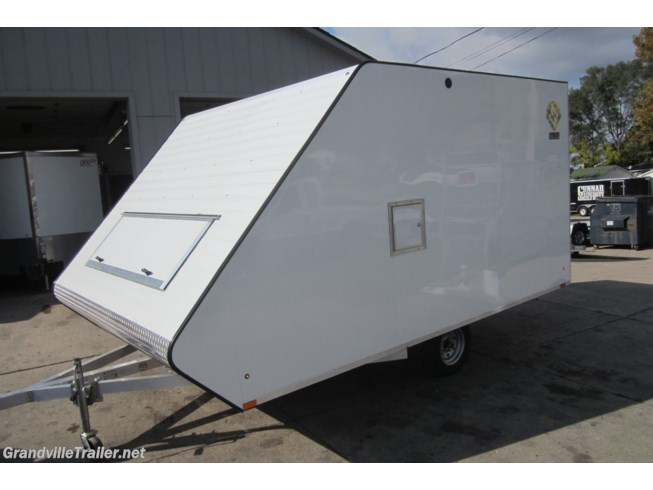 <span style='text-decoration:line-through;'>2018 Sport Haven HYBRID TRAILER AH1385</span>
