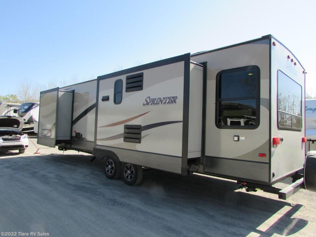 2016 Keystone RV Sprinter Wide Body 319MKS For Sale In