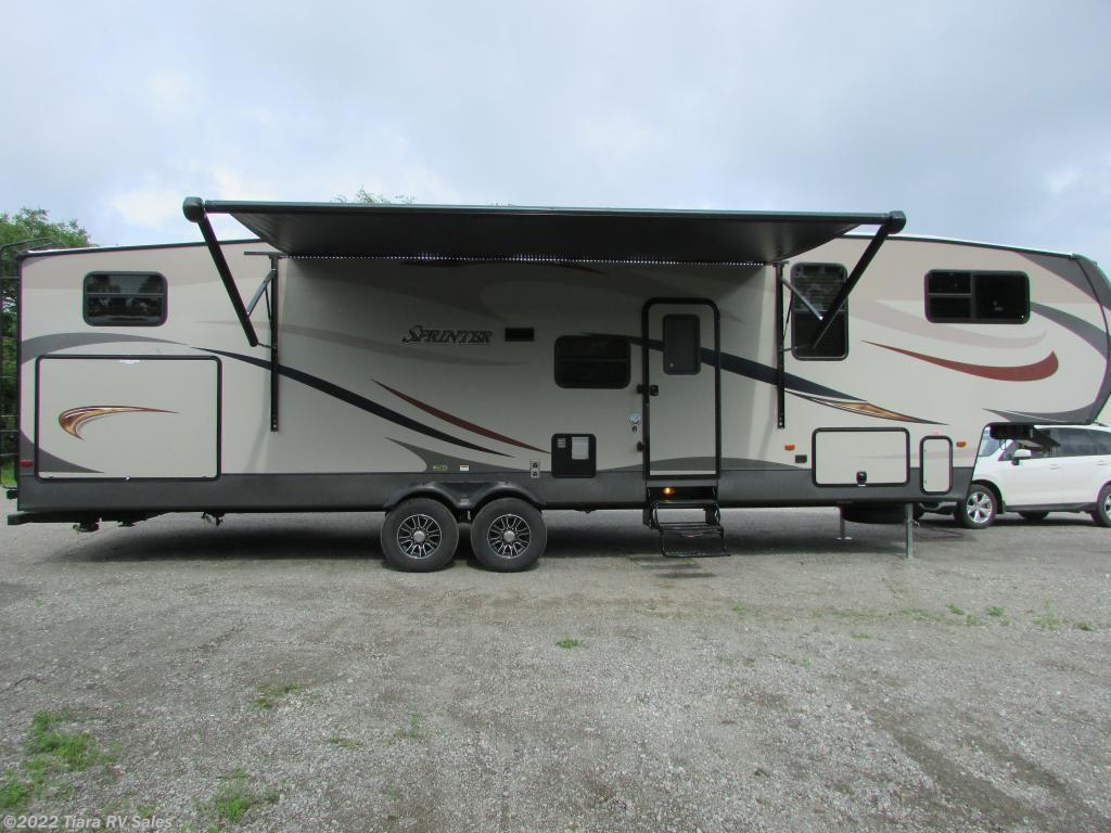 2016 Keystone RV Sprinter Wide Body 326FWBHS For Sale In