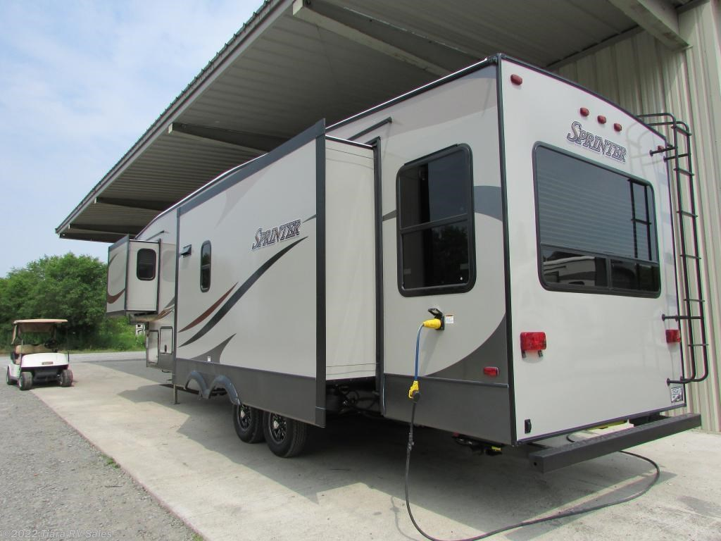 2016 Keystone RV Sprinter Wide Body 298RLS For Sale In