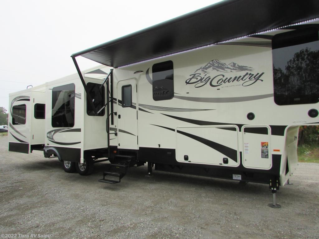 2016 heartland rv rv big country 4010rd for sale in elkhart in 46514 310472. Black Bedroom Furniture Sets. Home Design Ideas