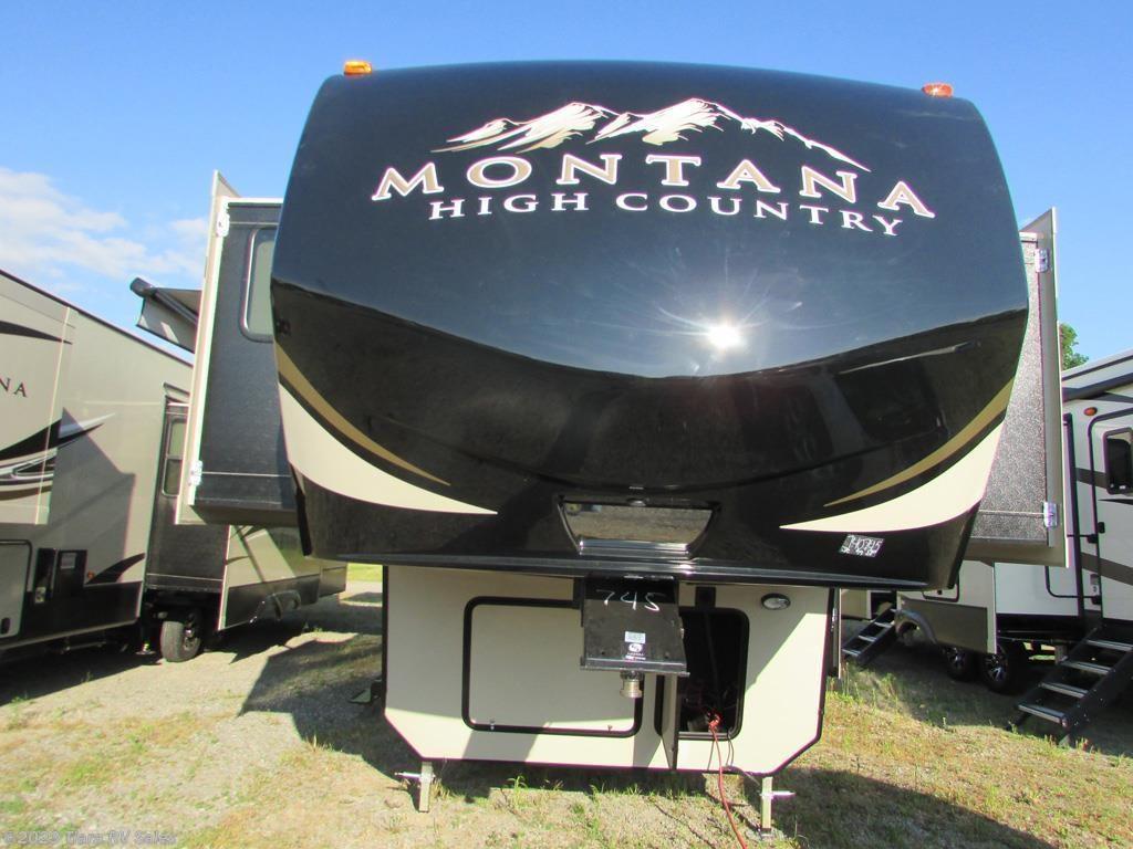 2018 Keystone RV montana high country