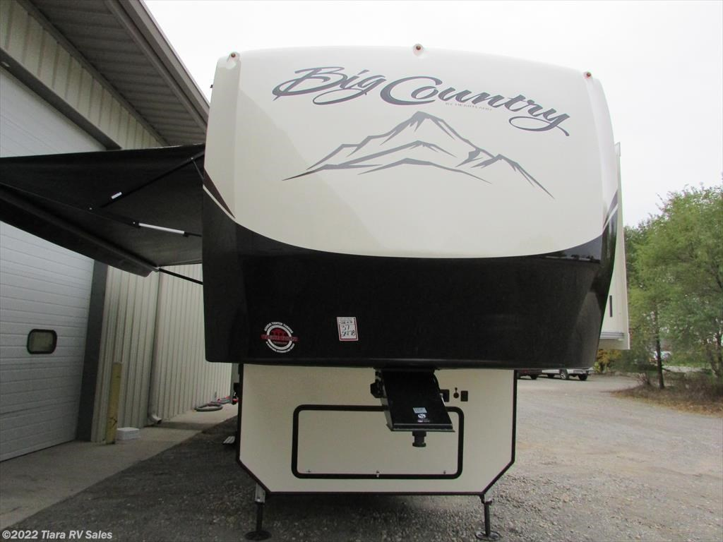 2018 Heartland RVs big country