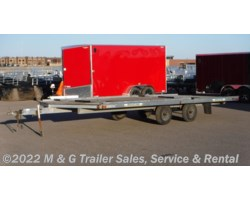#662113 - 2009 Ridgeline 8.5'x20' Open Snow Trailer