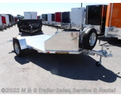 #172712 - 2018 Aluma MC210 Aluminum Motorcycle Trailer