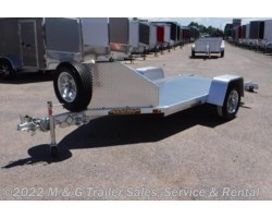 #173005 - 2018 Aluma MC10 Aluminum Motorcycle Trailer