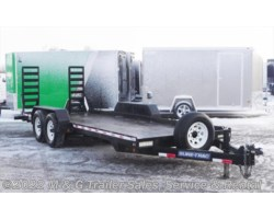 #7908CWT - 2013 Sure-Trac 8.5x20' Heavy Duty Open Flatdeck - 14K