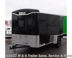 #357498 - 2018 Haulmark Transport 6x12 Cargo Trailer - Black