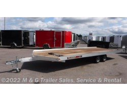 #178805 - 2019 Aluma 8624/13 Aluminum Snowmobile Trailer