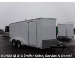 #355156 - 2018 Haulmark 7x16TA Enclosed 7' Int Cargo – White