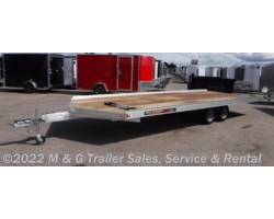 #179764 - 2019 Aluma 8622/13 Aluminum Snowmobile Trailer