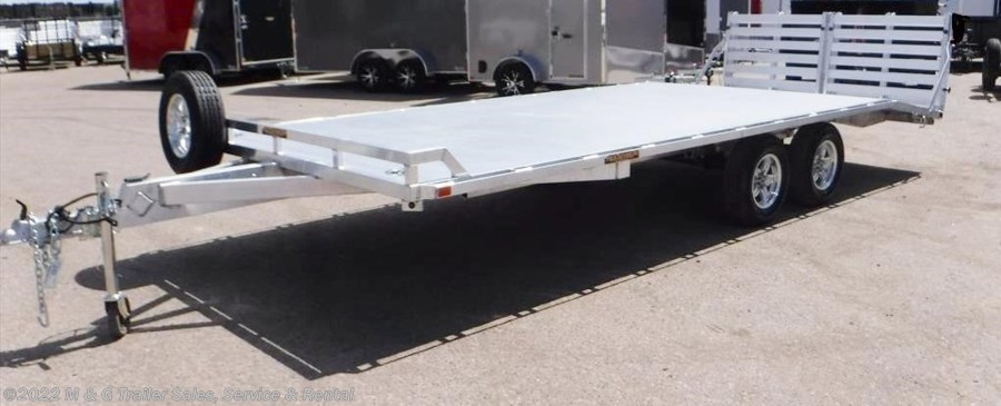 2019 Aluma 1020 Aluminum All-Purpose Trailer