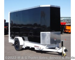 #001781 - 2018 Midsota SLE-12 Enclosed Scissor Lift Trailer