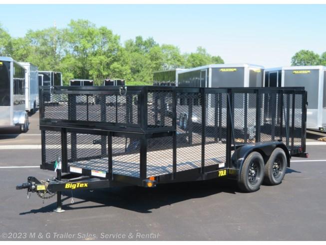 023628 2020 Big Tex 70lr 16 Landscape Trailer Utility Trailer For Sale In Ramsey Mn