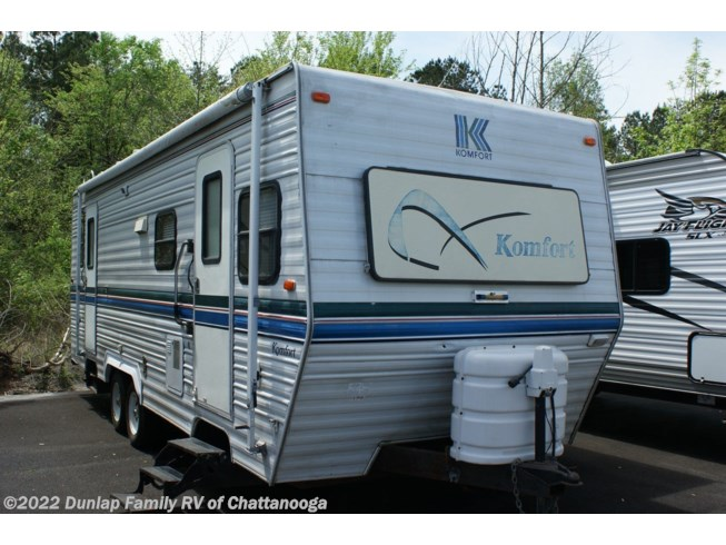 2000 Dutchmen Komfort - Used Travel Trailer For Sale by Dunlap Family RV in Ringgold, Georgia