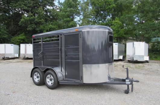 Horse Trailer - 2018 Calico HB122 available New in Mt. Vernon, IL