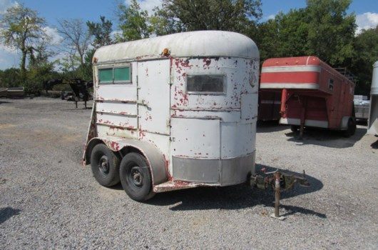 Horse Trailer - 2005 Miscellaneous home made  HB102 available Used in Mt. Vernon, IL