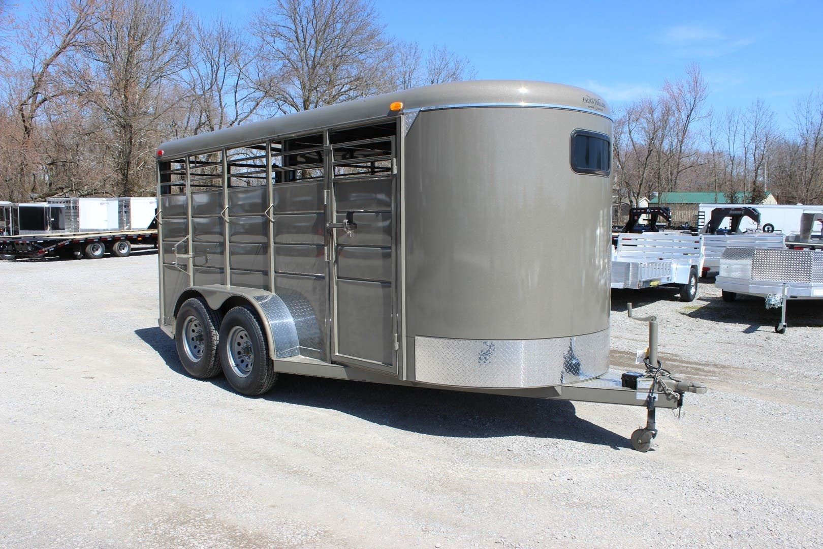 Calico Stock Trailers For Sale