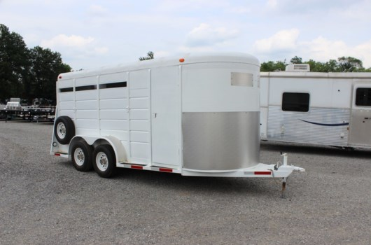 Horse Trailer - 1993 W-W Trailer HB162 available Used in Mt. Vernon, IL
