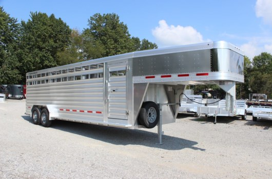 Livestock Trailer - 2020 Featherlite 8127-7024 available New in Mt. Vernon, IL
