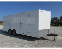 "#CC32297 - 2018 Continental Cargo Value Hauler 8'6""X20'X6'6 CARGO TRAILER"