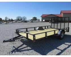 #RT18768 - 2018 Rice Trailers 82x14 Utility Trailer