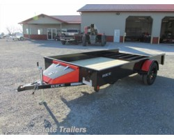 #RT19497 - 2018 Rice Trailers Stealth 76x12 Utility Trailer