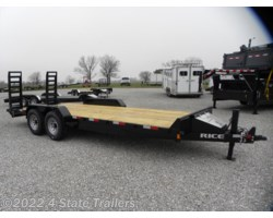 #RT20485 - 2018 Rice Trailers Magnum 82X20 EQUIPMENT TRAILER