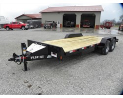 #RT20488 - 2018 Rice Trailers Magnum 82X20 EQUIPMENT TRAILER