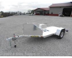 #AL85734 - 2019 Aluma MC10 1 place 10' Motorcycle Trailer