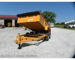 "#FT14891 - 2017 Friesen 83""X14' DUMP TRAILER HYDRAULIC JACK!"