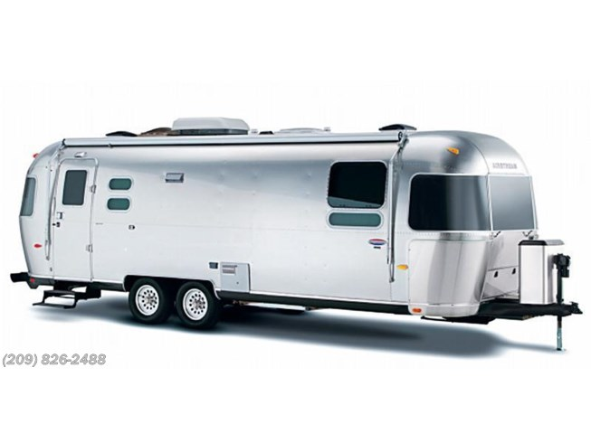 Stock Image for 2017 Airstream International Serenity 27FB (options and colors may vary)