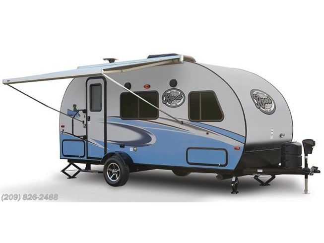 Stock Image for 2017 Forest River R-Pod RP-176 (options and colors may vary)