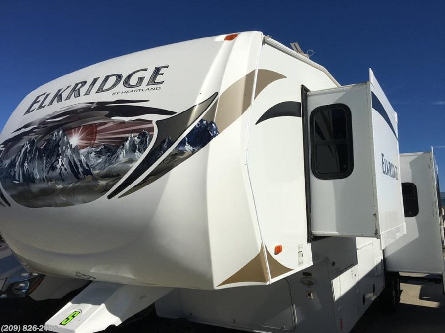 2013 Heartland RV ElkRidge 29RKSA