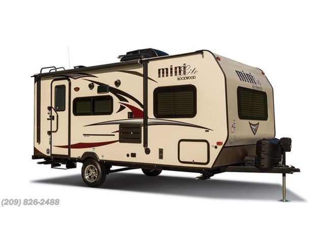 2018 Forest River RV Rockwood Mini Lite 1905 for Sale in Los Banos on