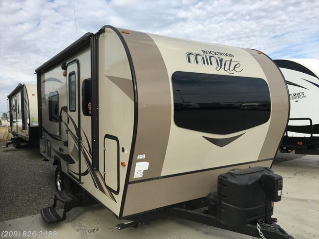 2018 Forest River Rockwood Mini Lite 1905