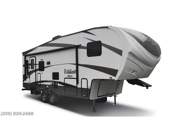 Stock Image for 2017 Forest River Wildcat Maxx F262RGX (options and colors may vary)