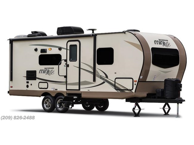 2018 Forest River Rockwood Mini Lite 1909S