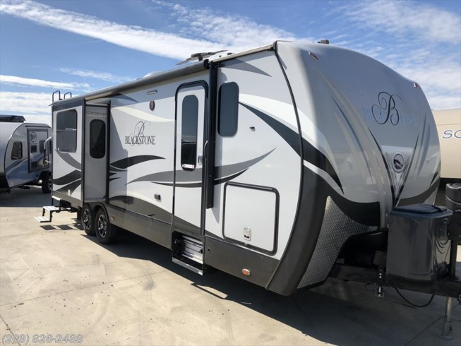 2016 Outdoors RV Black Stone 240RKSB