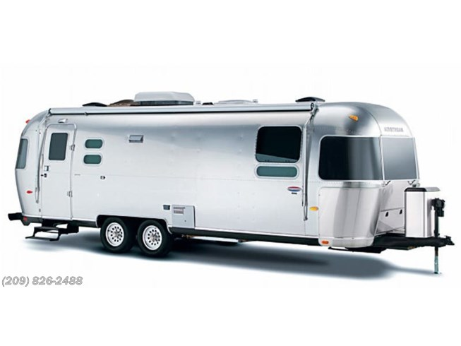 Stock Image for 2018 Airstream International Signature 27FB (options and colors may vary)