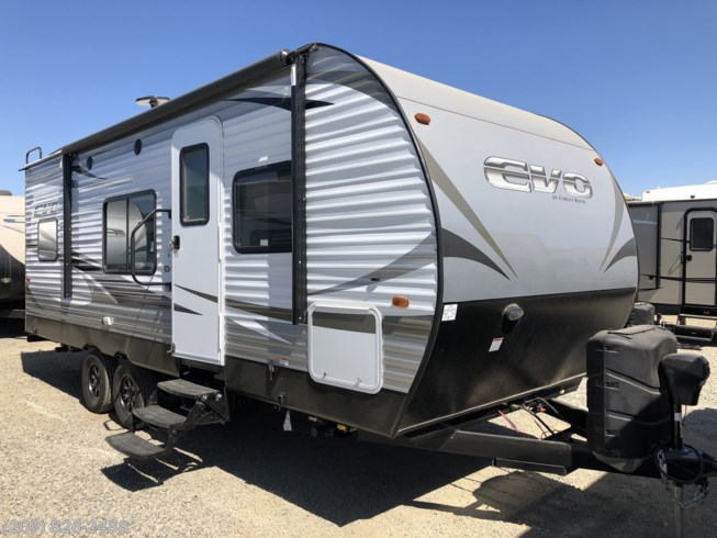 2019 Forest River Stealth Evo T2250