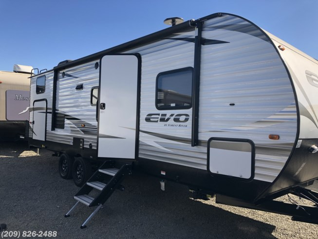 2019 Forest River Stealth Evo T2550
