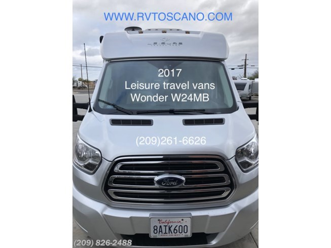 2017 Leisure Travel Wonder W24MB