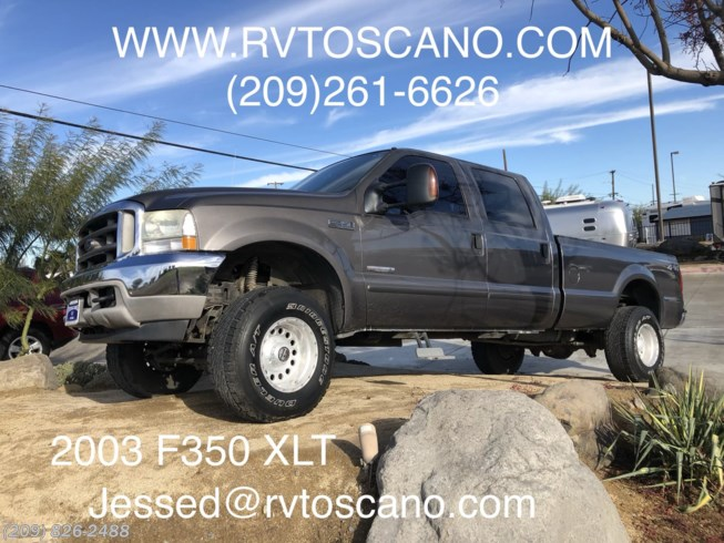 2003 Ford F350 CREW CAB 4X4 LONG BED