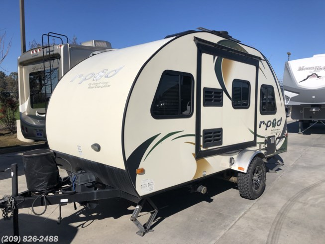 2014 Forest River R-Pod RP-177 RV for Sale in Los Banos ...