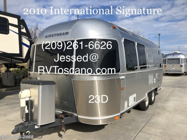 2010 Airstream International Signature 23D