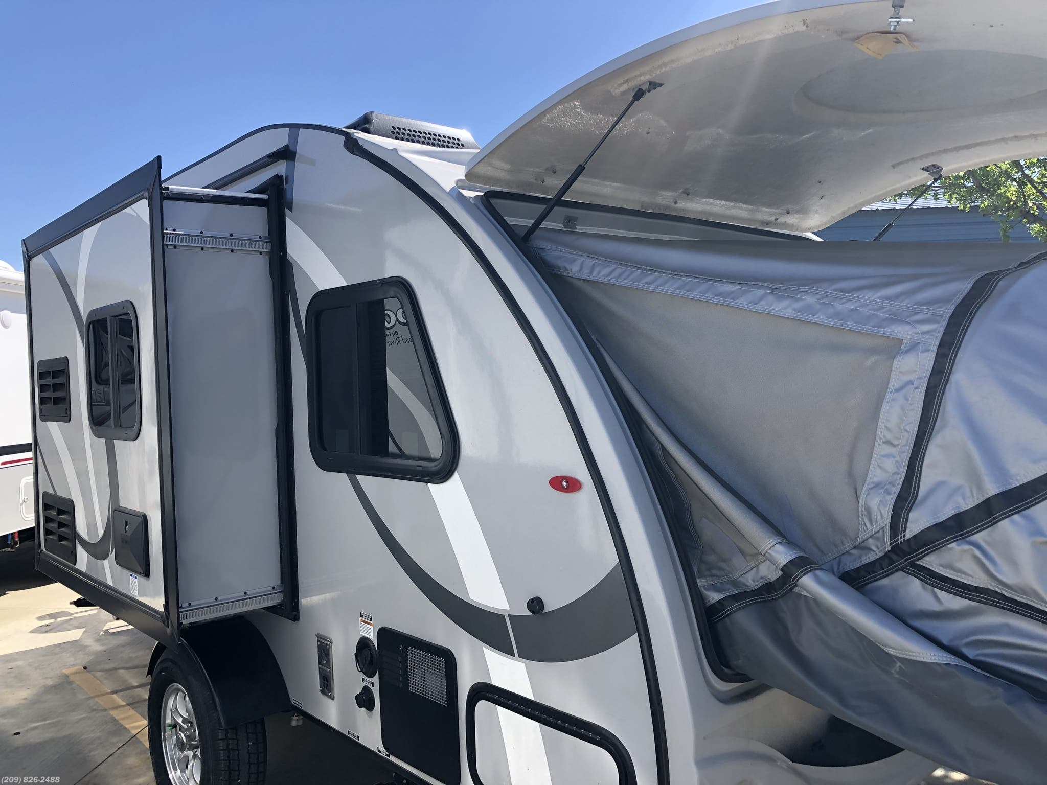 2019 Forest River RV R-Pod RP-176T for Sale in Los Banos ...